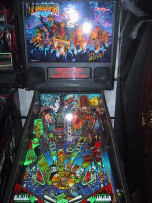 coney island pinball machine for sale